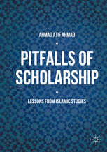 Cover image of Pitfalls of Scholarship